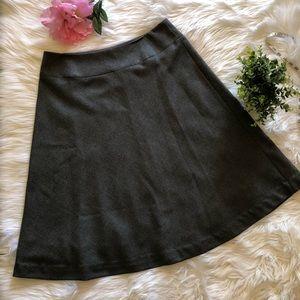⬇️$26 Pendleton 100% Virgin Wool Gray Fit &Flare